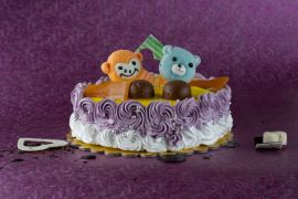 Heavenly Flavour Cake